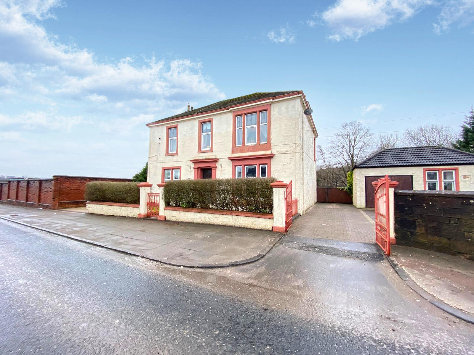Burnbank House, Burnbank Street, Coatbridge
