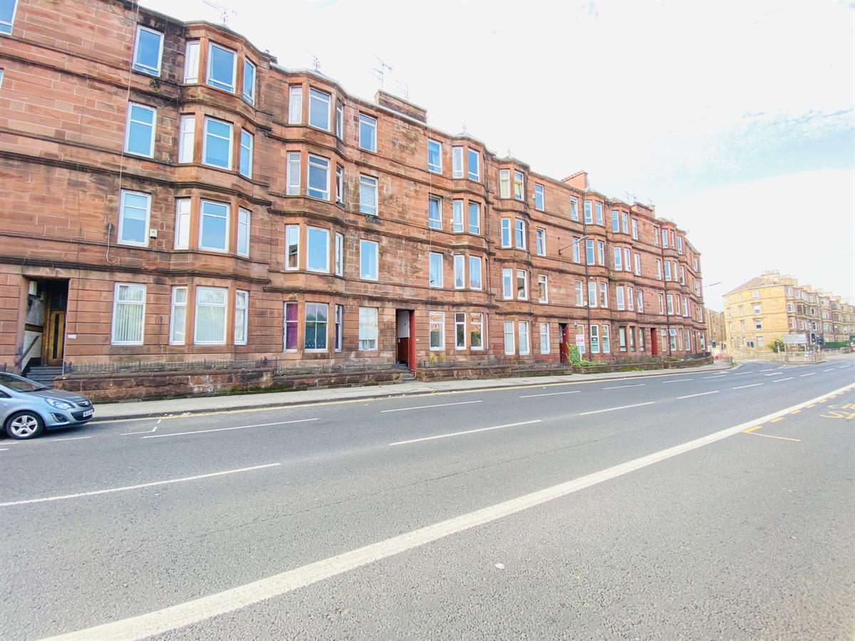 Cumbernauld Road, Glasgow