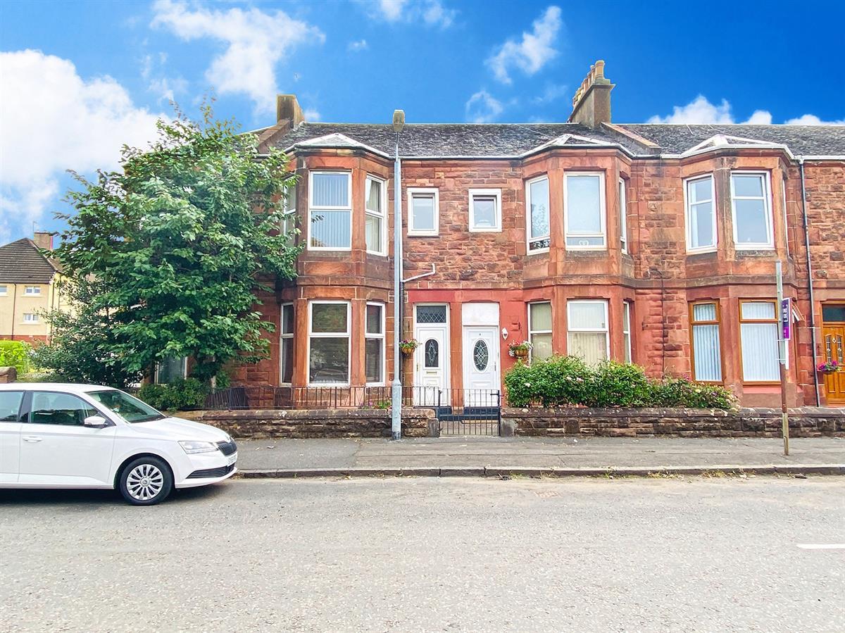 Exeter Street, Coatbridge